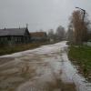 В Тверской области выпал первый снег (фото)