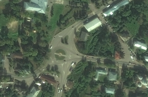 В России изменили правила кругового движения