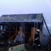 Воскресная баня в Торжке закончилась пожаром (фото)