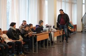 Лихославльские робототехники приняли участие в областном турнире по Робосумо