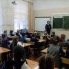 Автоинспекторы Торжокского района рассказали младшим школьникам как правильно вести себя на дороге