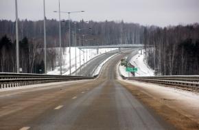 15 декабря состоится запуск движения транспорта в обход Торжка на скоростной магистрали М-11 Москва – Санкт-Петербург