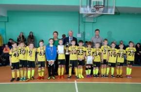 Лихославльские футболисты завоевали золото международного турнира в Великих Луках (фото)