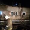 В деревне под Торжком загорелась ферма (фото)