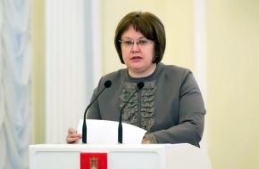 Министр образования Тверской области Наталья Сенникова ушла в отставку