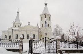 Расписание служб на праздник Крещения 18 и 19 января на территории Лихославльского района