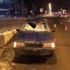 В Торжке водитель «девятки» сбил неосторожного пешехода (фото)