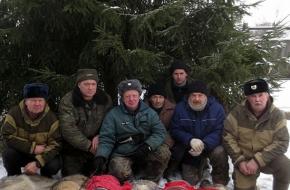 В Лихославльском районе охотники выследили и застрелил волка, который нападал на домашний скот