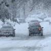 В Тверскую область идет резкое потепление и сильный снегопад