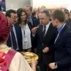 Виталий Мутко отведал калиток на стенде Лихославльского района на XIII международной туристической выставке Интурмаркет-2018 (видео)