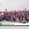 В Лихославле прошел традиционный районный детский лыжный фестиваль «Снежок» (видео)