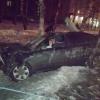 В Торжке пьяный водитель влетел в столб, пассажир от полученных травм скончался на месте происшествия (фото)