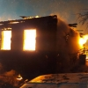 В деревне под Торжком нечаянно сожгли жилой дом (фото)
