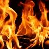 Днем в Лихославльском районе загорелся жилой дом