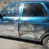 В Спирово водители легковушек не поделили дорогу (фото)