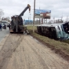 Лихославльский водитель перевернувшегося в Торжке экскурсионного автобуса арестован
