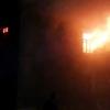 В поселке Калашниково возобновились поджоги, за один день подожгли три дома (видео)