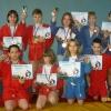 Калашниковские борцы завоевали 9 наград Межрегионального турнира по самбо