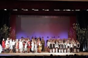 Праздничный концерт в поселке Калашниково, посвященный Дню Победы, 9 мая 2018 (видео)