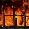 Во время грозы в Лихославльском районе загорелся жилой дом