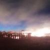 В Спировском районе 5 пожарных расчетов и 15 пожарных тушили дачный дом (фото)