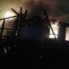 Ночью в Спировском районе дотла сгорел дачный дом (фото)