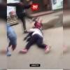 В Тверской области мужчина на глазах у посетителей кафе ударом с ноги вырубил женщину (видео)