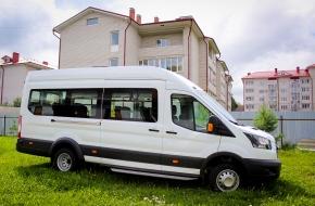 Лихославльская детская спортивная школа обзавелась новым комфортабельным автобусом