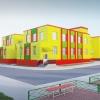 Стали известны внешний вид и подробности проекта нового детского сада в поселке Калашниково