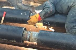 В Лихославле начинается капитальный ремонт участка тепловой сети
