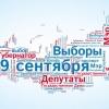 Итоги выборов депутатов Совета депутатов города Лихославля