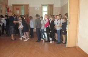 В поселке Калашниково «эвакуировали» школу