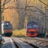 В Тверской области электричка переехала двоих человек