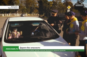 Лихославльские автоинспекторы провели профилактическую акцию «Детское кресло» (видео)