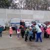 Росгвардейцы встретились с воспитанниками Лихославльского детского сада