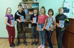 В издательском доме «Живая классика» выйдет книга, написанная при участии школьников из Калашниково