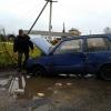 В поселке Калашниково «Ока» протаранила газовый регуляторный пункт (фото)
