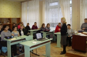 Лихославльская библиотека присоединилась к акции «Ночь искусств»