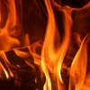 В Лихославльском районе загорелась квартира, в огне пострадал человек