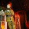 В Лихославльском районе сгорел жилой дом, пенсионер в последний момент успел спастись