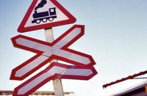 В Торжке пьяный водитель устроил ДТП на железнодорожном переезде