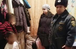 В Калашниково прошел рейд по семьям, относящимся к «группе риска»