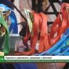 В Лихославле прошел районный фитнес-фестиваль среди дошкольных образовательных учреждений (видео)