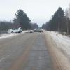 В Спировском районе пенсионерка за рулем внедорожника «лоб в лоб» столкнулась с «Логаном» (фото)