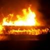 Субботние посиделки в бане в деревне под Лихославлем закончились пожаром