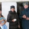 МЧС устанавливает датчики дыма в домах многодетных семей Лихославля