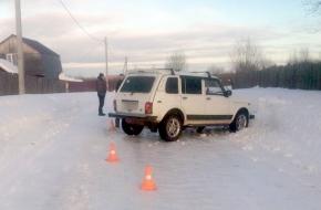 Под Лихославлем столкнулись «Нива» и «Форд». Есть пострадавшие (фото)