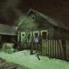 В поселке Калашниково в пожаре погибла пожилая женщина (фото)