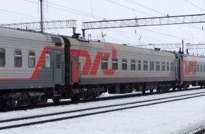Ночью между Лихославлем и Калашниково железнодорожникам пришлось расцеплять скорый поезд