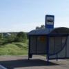 На дороге Торжок-Калашниково украли автобусную остановку